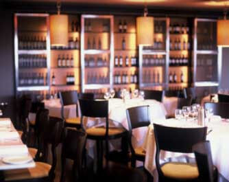Restaurant Le Wine Club Mons